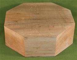 "Bowl #603 - Solid Maple Bowl Blank ~ 8"" x 3"" ~ $24.99"