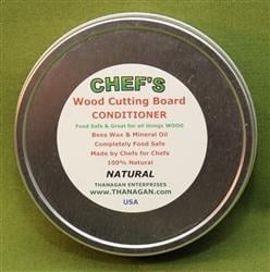 CHEF'S Wood Conditioner, Natural, 6 ounces - Only $10.99