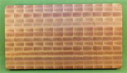 "Board #953 Yellow Birch End Grain Premium Cutting Board - 21 1/2"" x 12"" x 1 1/2"" - $89.99"